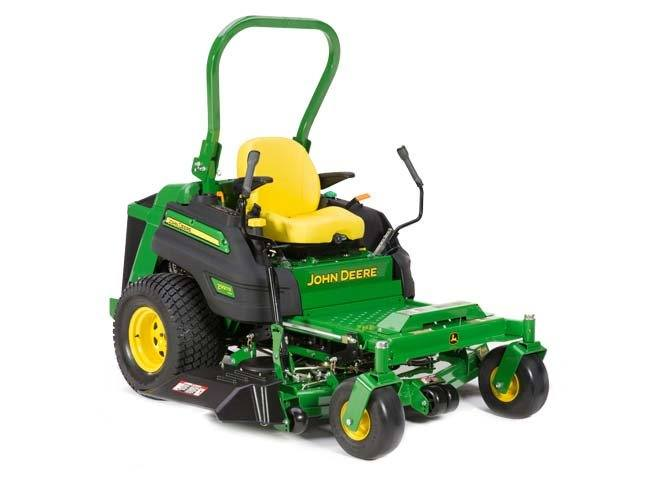 2016 John Deere 997R Diesel (72 in. Side) in Traverse City, Michigan