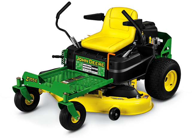 2016 John Deere Z355E (48 in.) in Traverse City, Michigan