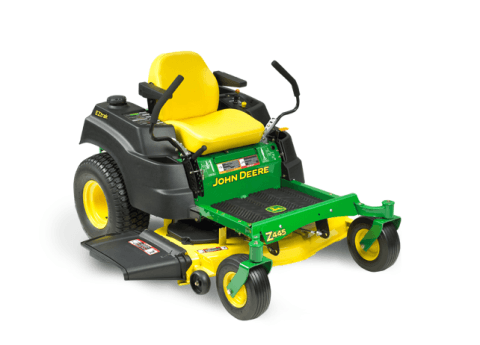 2016 John Deere Z445 (54 in.) in Traverse City, Michigan