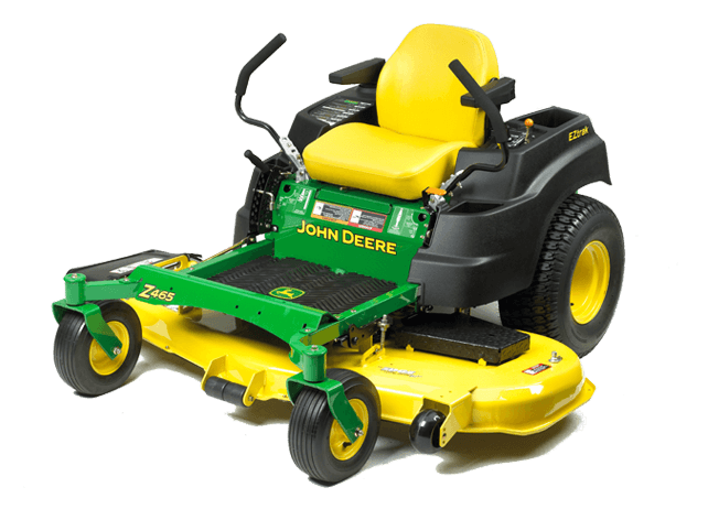 2016 John Deere Z465 in Traverse City, Michigan