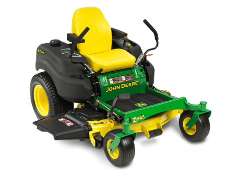 2016 John Deere Z645 in Traverse City, Michigan