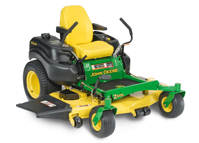 2016 John Deere Z665 in Traverse City, Michigan