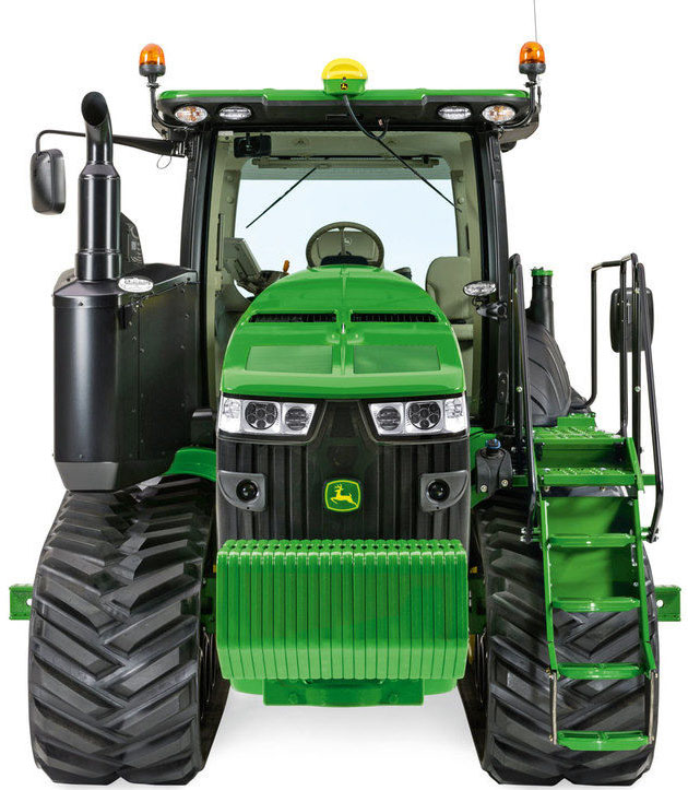 2017 John Deere 8345RT in Kerrville, Texas