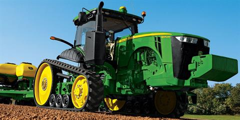 2017 John Deere 8370RT in Kerrville, Texas