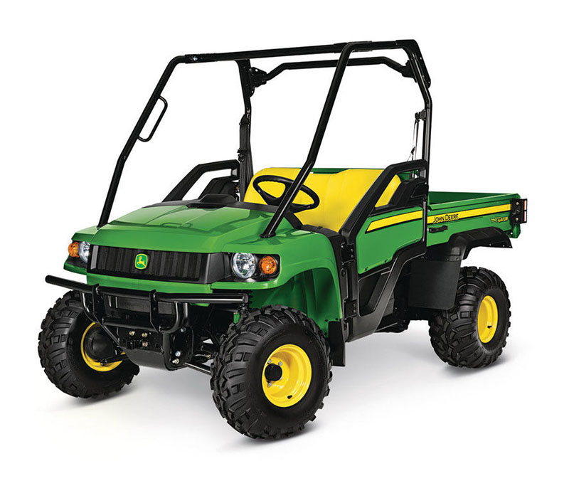new 2017 john deere gator hpx 4x4 diesel utility vehicles. Black Bedroom Furniture Sets. Home Design Ideas