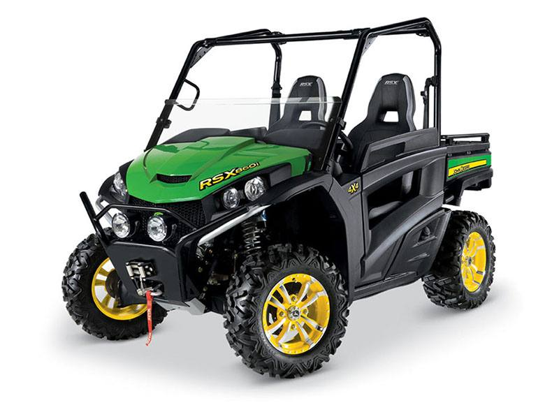New 2017 John Deere Gator Rsx860i Utility Vehicles In Sparks Nv