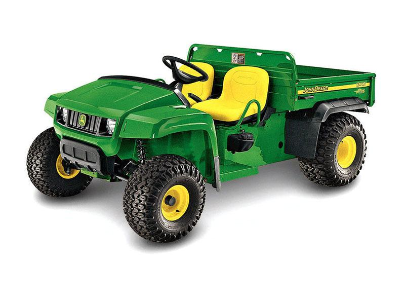 New 2017 John Deere Gator Ts 4x2 Utility Vehicles In Terre Haute In