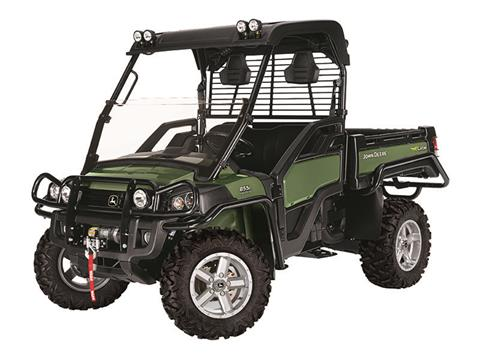 2017 John Deere Gator XUV855D Power Steering in Kerrville, Texas