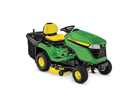 2018 John Deere X350R Tractor with 42 in. Rear-Discharge Deck in Sparks, Nevada