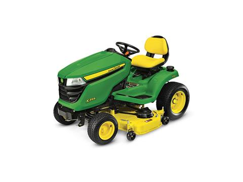 2018 John Deere X394 Lawn Tractor with 48 in. Deck in Sparks, Nevada