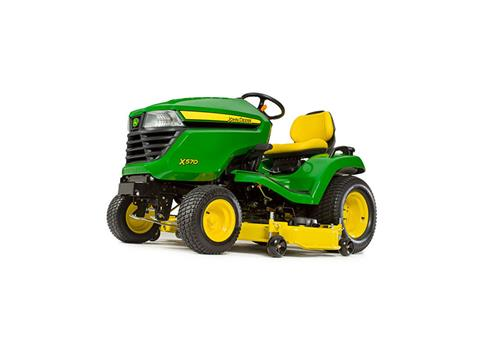 2018 John Deere X570 Lawn Tractor with 48 in. Deck in Sparks, Nevada