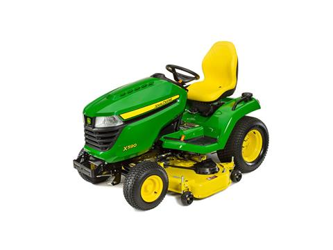 2018 John Deere X590 Lawn Tractor with 48 in. Deck in Sparks, Nevada