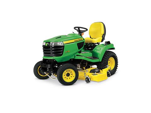 2018 John Deere X738 Signature Series Lawn Tractor in Sparks, Nevada