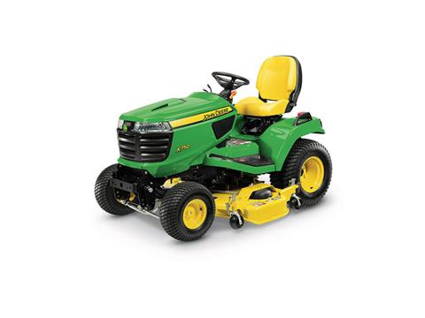 2018 John Deere X750 Signature Series Lawn Tractor in Sparks, Nevada