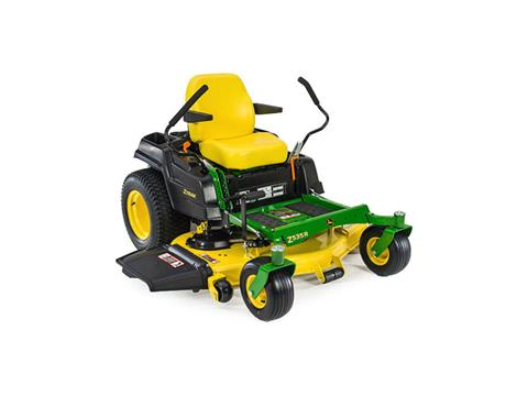2018 John Deere Z535R Residential ZTrak Mower with 54 in. High Capacity Deck in Sparks, Nevada
