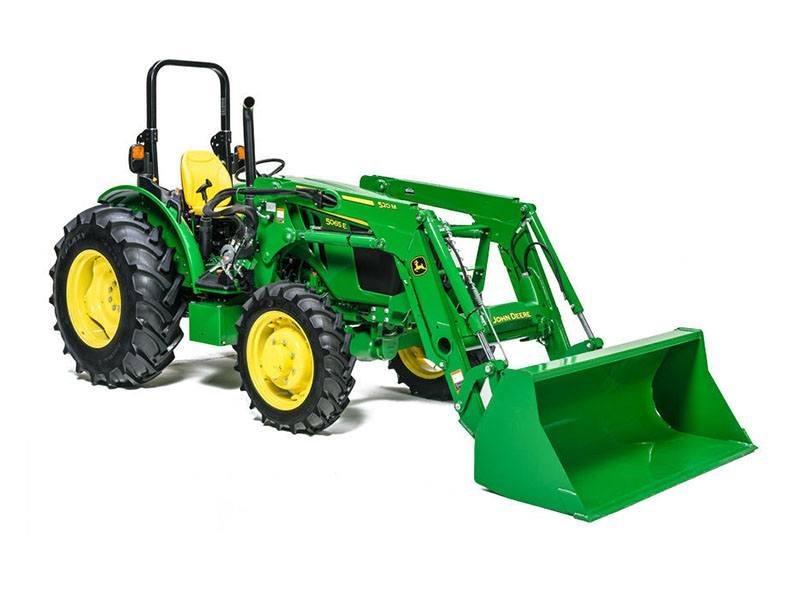 New 2018 John Deere 5065E Tractors in Terre Haute, IN