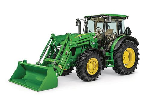 2018 John Deere 5125R in Sparks, Nevada