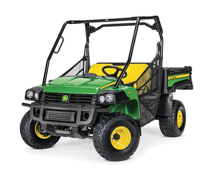 John Deere Gator >> New 2018 John Deere Gator Hpx615e Utility Vehicles In Sparks Nv