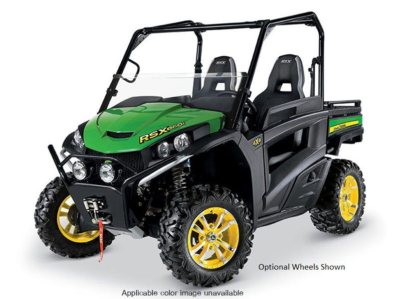John Deere Gator Prices >> New 2018 John Deere Gator Rsx860i Utility Vehicles In Terre