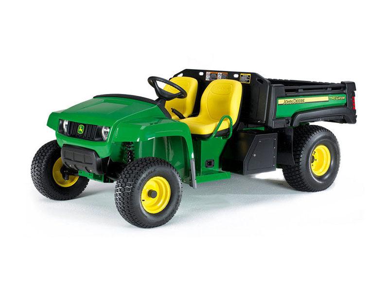 Farm Tractor Electronics : New john deere gator te electric utility vehicles