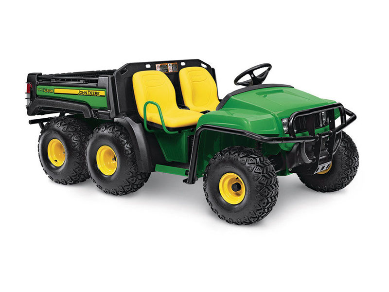 new 2018 john deere gator th 6x4 diesel utility vehicles. Black Bedroom Furniture Sets. Home Design Ideas