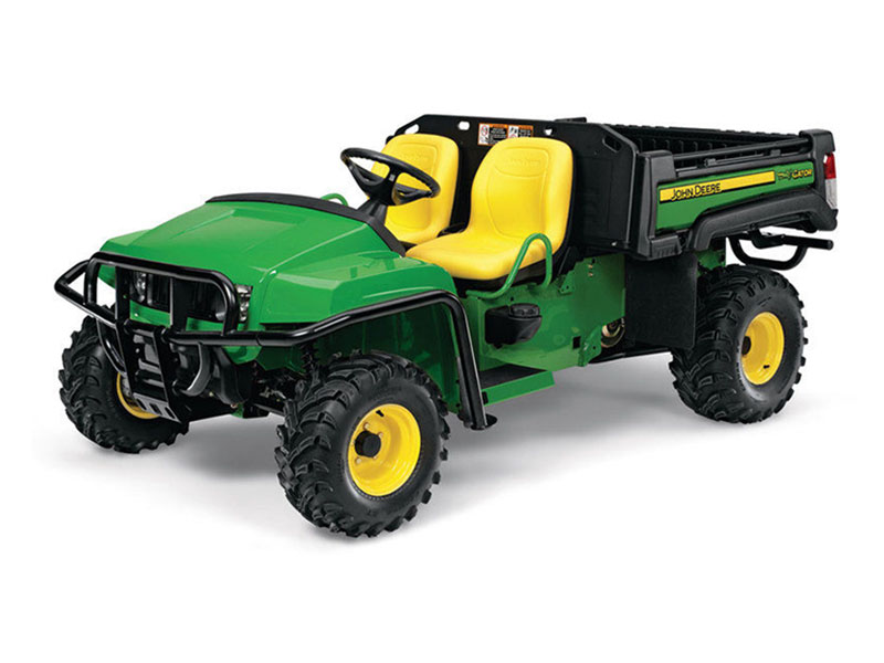 New 2018 John Deere Gator Tx 4x2 Utility Vehicles In Terre Haute In