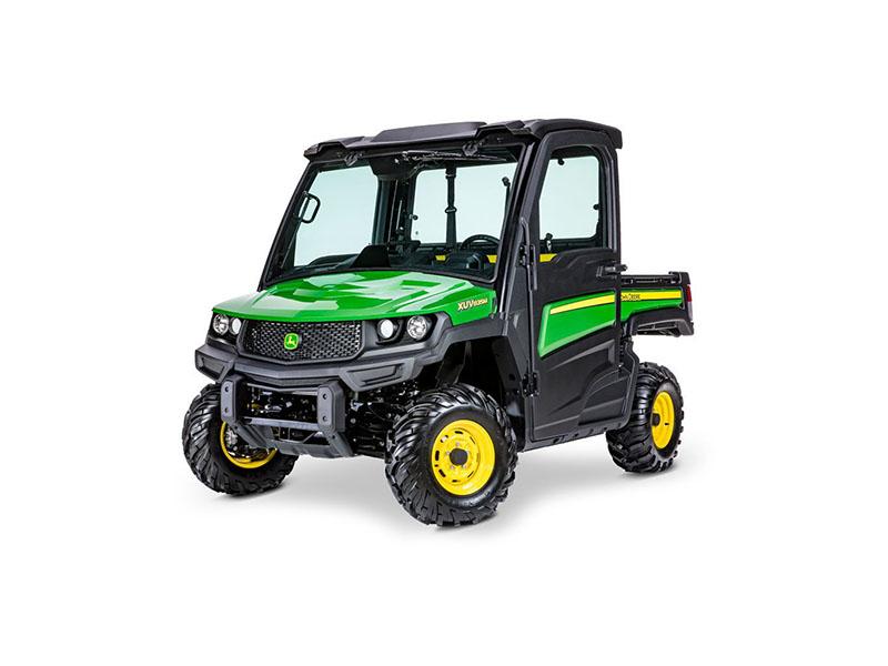 John Deere Gators >> New 2018 John Deere Gator Xuv835m Hvac Utility Vehicles In Terre