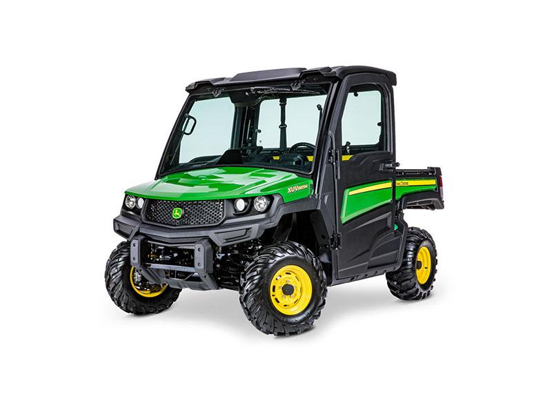 New 2018 John Deere Gator Xuv865m Hvac Utility Vehicles In