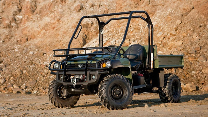 New 2018 John Deere M Gator A1 Utility Vehicles In Terre