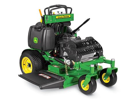 2019 John Deere 636M QuikTrak Stand-On Mower in Terre Haute, Indiana