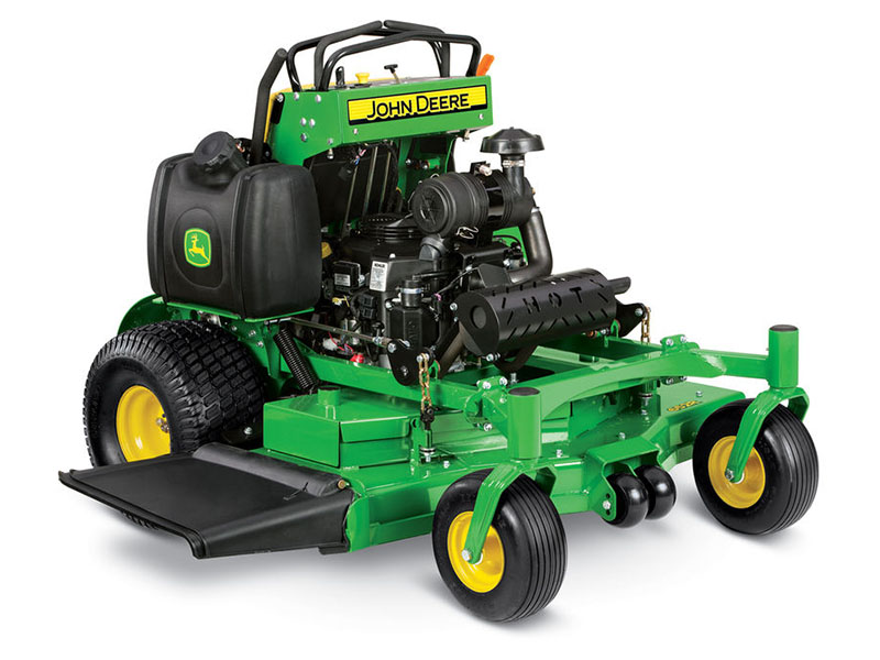 2019 John Deere 648R QuikTrak Stand-On Mower in Terre Haute, Indiana