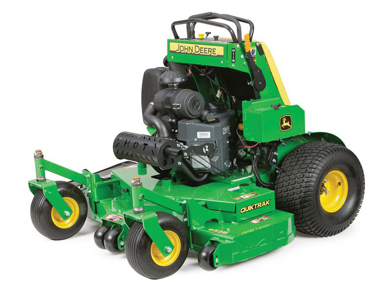 2019 John Deere 652E QuikTrak Stand-On Mower in Terre Haute, Indiana