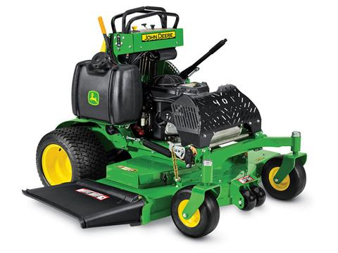 2019 John Deere 652M QuikTrak Stand-On Mower in Terre Haute, Indiana