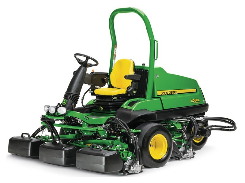 2019 John Deere 6080A Precision Cut Fairway Mower in Terre Haute, Indiana