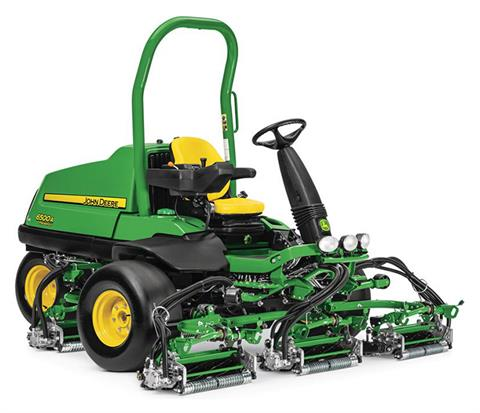 2019 John Deere 6500A Precision Cut Fairway Mower in Terre Haute, Indiana