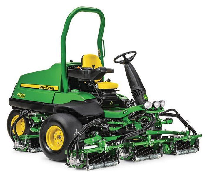 2019 John Deere 6700A Precision Cut Fairway Mower in Sparks, Nevada