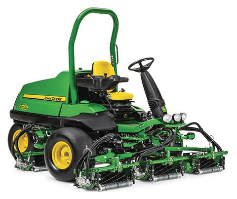 2019 John Deere 6700A Precision Cut Fairway Mower in Terre Haute, Indiana