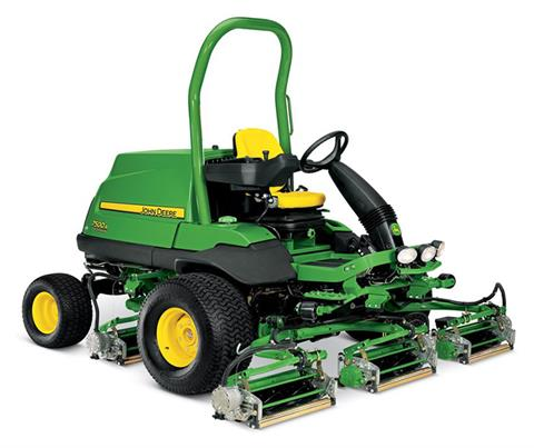 2019 John Deere 7500A E-Cut Hybrid Fairway Mower in Terre Haute, Indiana
