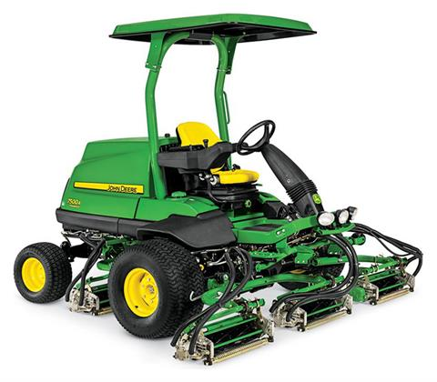 2019 John Deere 7500A Precision Cut Fairway Mower in Terre Haute, Indiana