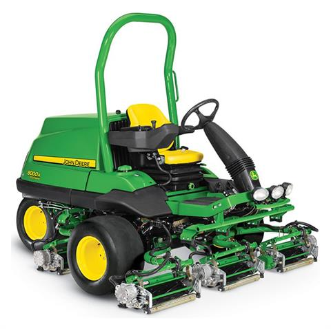 2019 John Deere 8000A E-Cut Hybrid Fairway Mower in Terre Haute, Indiana