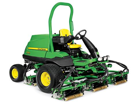 2019 John Deere 8700A Precision Cut Fairway Mower in Terre Haute, Indiana