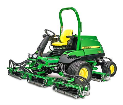 2019 John Deere 8900A Precision Cut Fairway Mower in Terre Haute, Indiana