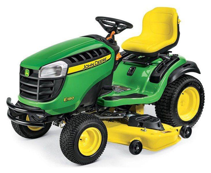 New 2019 John Deere E180 Lawn Mowers In Terre Haute In