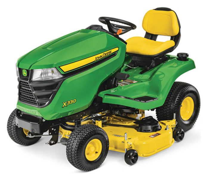 2019 John Deere X330 Lawn Tractor 48 in. Deck in Sparks, Nevada