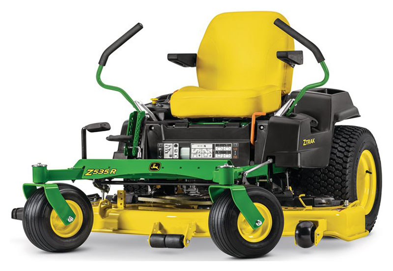 2019 John Deere Z535R Residential ZTrak Mower with 54 in. High Capacity Deck in Terre Haute, Indiana
