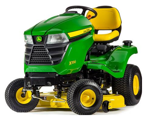 2019 John Deere X330 Lawn Tractor 42 in. Deck in Sparks, Nevada