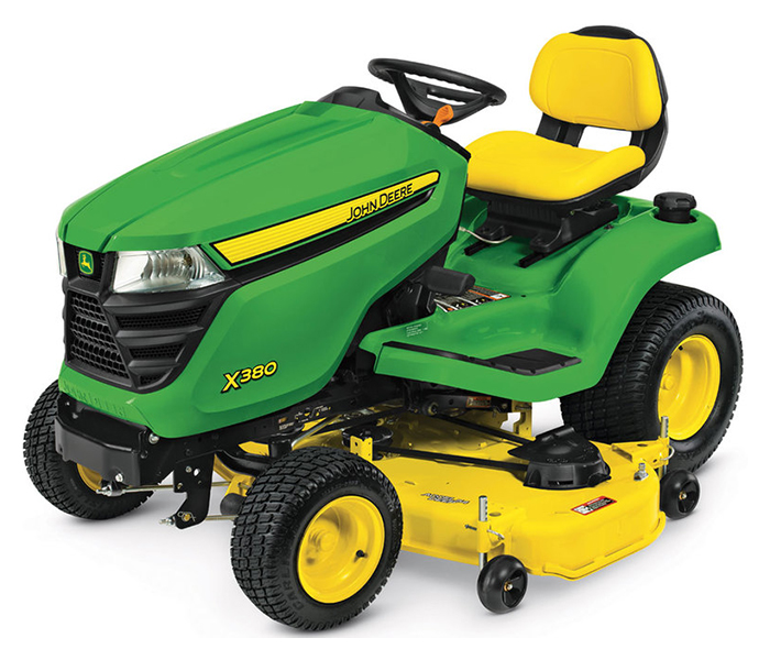 2019 John Deere X380 Lawn Tractor with 54 in. Deck in Sparks, Nevada