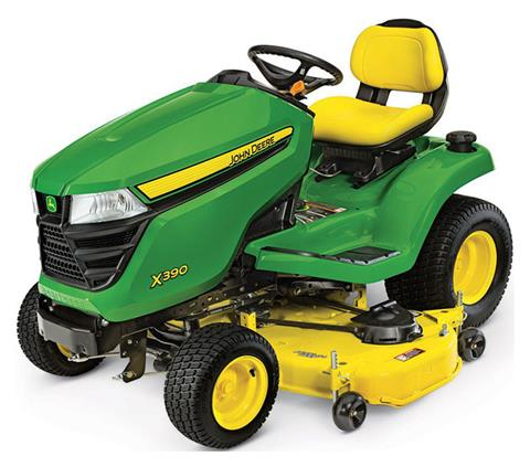 2019 John Deere X390 Lawn Tractor with 54 in. Deck in Sparks, Nevada