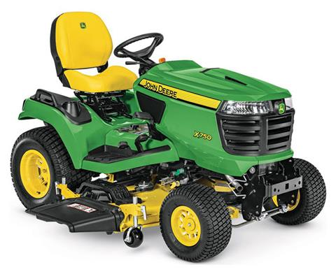 2020 John Deere X750 Select Series 60 in. Deck in Terre Haute, Indiana