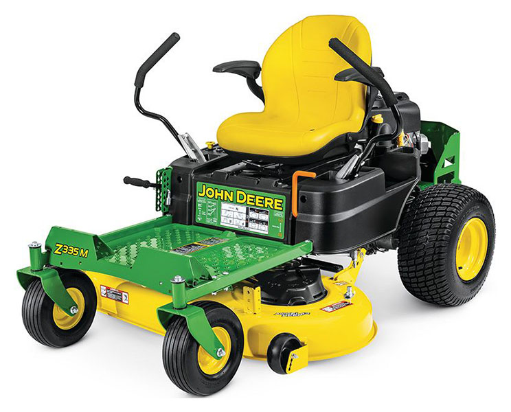 2019 John Deere Z335M Residential ZTrak Mower with 42 in. Deck in Terre Haute, Indiana